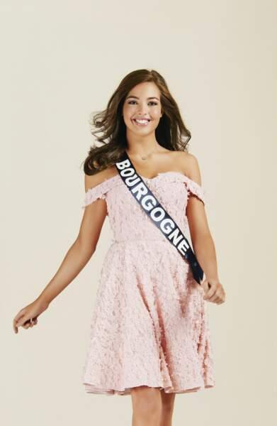 Miss Bourgogne 2019 : Sophie Diry