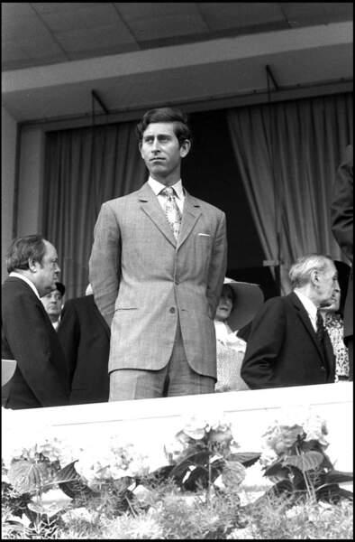 Le Prince Charles en 1978.