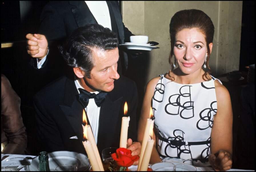 Peter Townsend, l'amant de la Princesse Margaret, amoureux pendant les 50's.