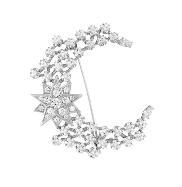 Broche Moonsun by Penélope Cruz, 399 €, Atelier Swarovski