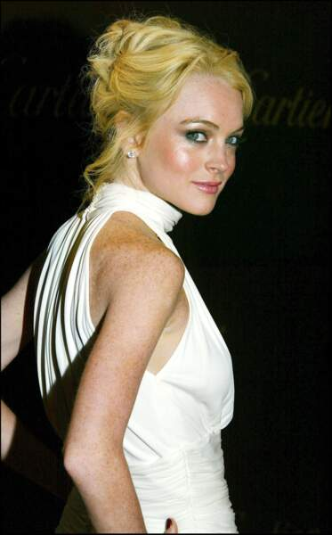 Lindsay Lohan, 33 ans