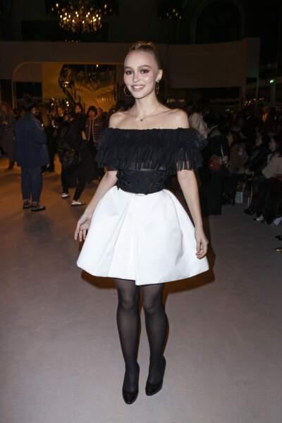 Le défilé des Métiers d'art de Chanel s'est déroulé ce mercredi 4 décembre au Grand Palais à Paris