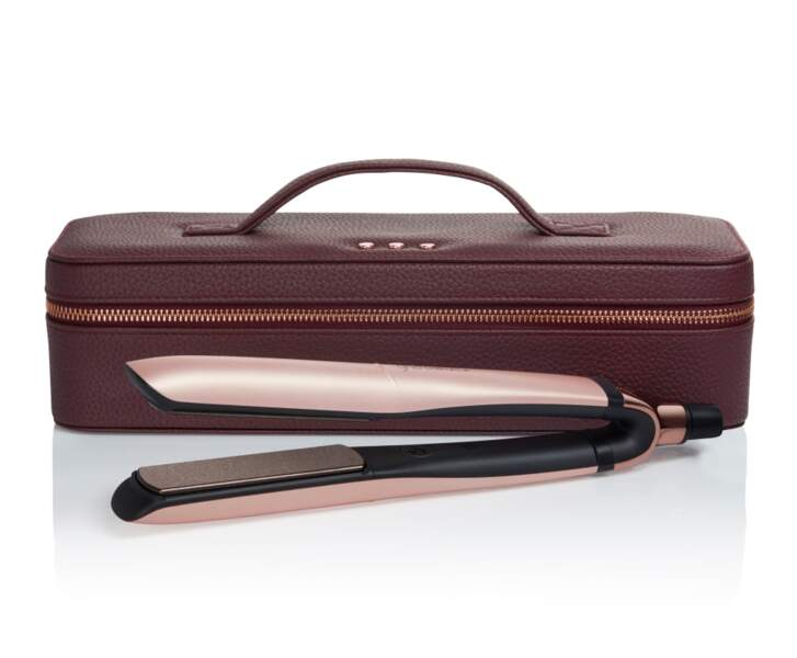 Coffret Styler platinum+ Royal Dynasty Collection, ghd, 275 €