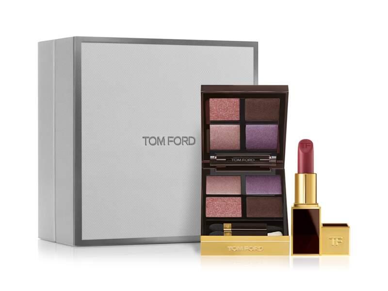 Coffret Yeux et Lèvres, Tom Ford, 110 €