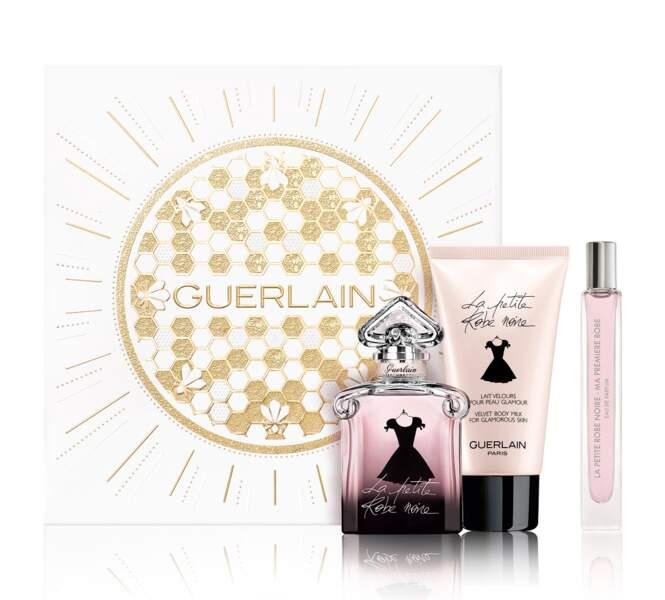 Coffret Eau de Parfum La Petite Robe Noire, Guerlain, 97 €