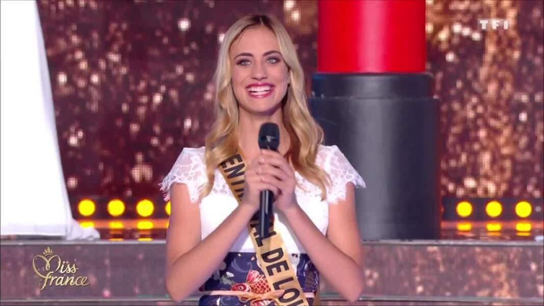 Miss Centre-Val de Loire, Jade Simon-Abadie