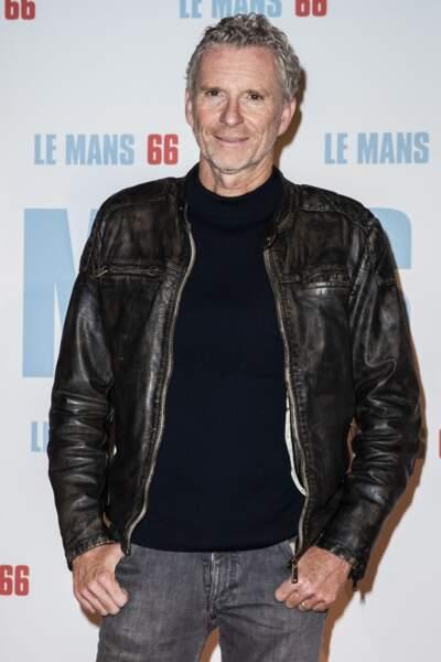 Denis Brogniart, d'animateur à juré