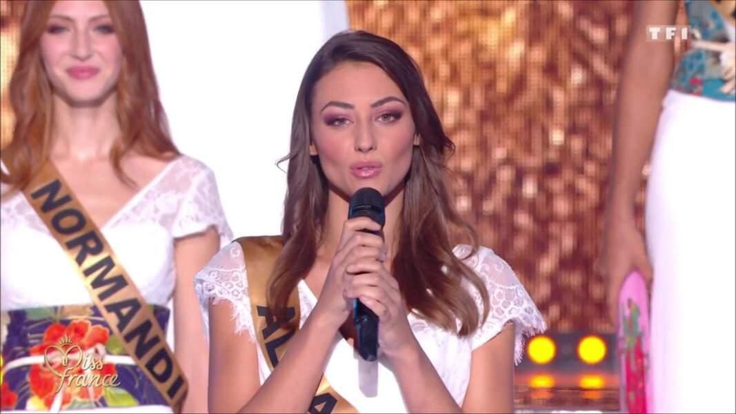 Miss Alsace, Laura Theodori