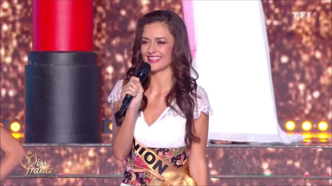 Miss Réunion, Morgane Lebon