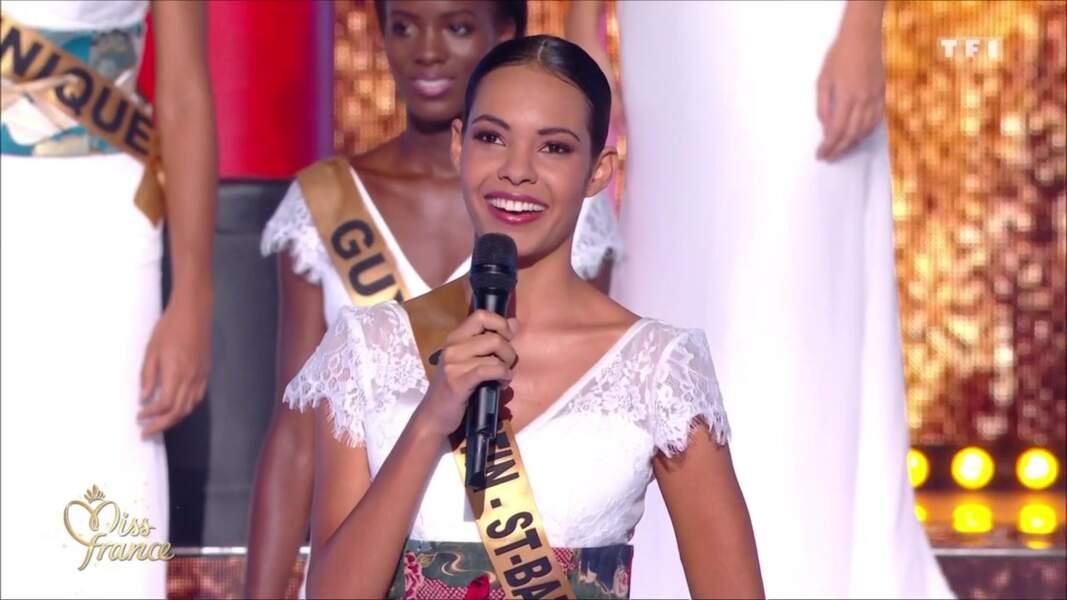 Miss St-Martin / St-Barthélémy, Layla Berry