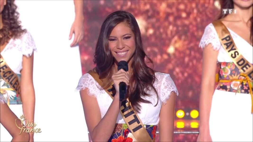 Miss Tahiti, Matahari Bousquet