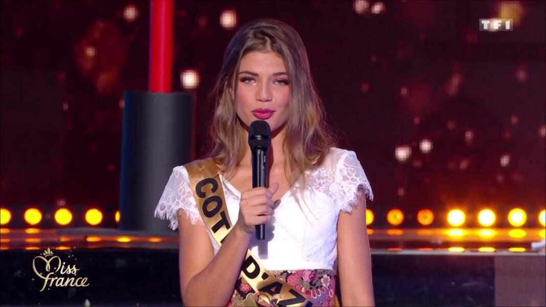Miss Côte d'Azur, Manelle Souahlia