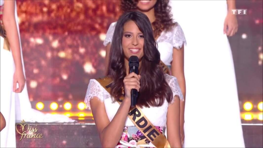 Miss Picardie, Morgane Fradon