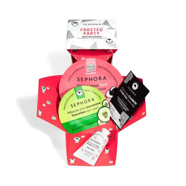 Cocotte Frosted Party, Sephora, 15 €