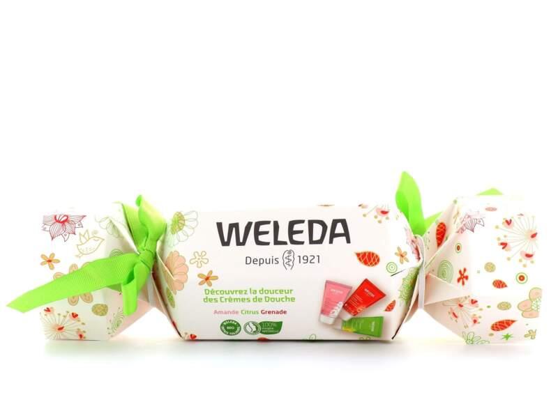 Cracker de Noël, Weleda, 10 €