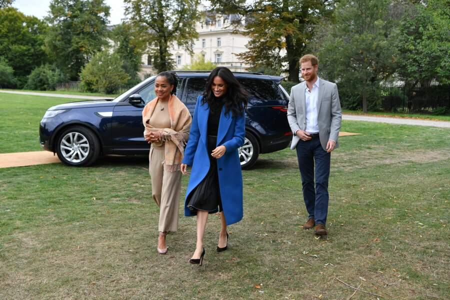 Pour Noël 2019, Meghan Markle et son époux le prince Harry ont décidé de ne pas rester au Royaume-Uni mais de passer Noël avec la mère de la duchesse aux USA.