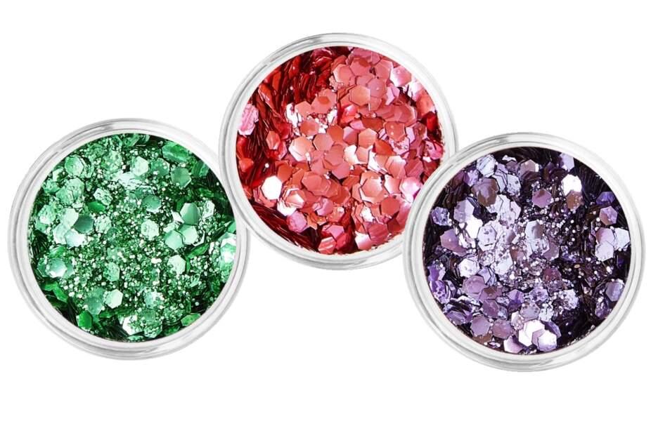 Paillettes Bio Glitter, Go Get Glitter, 12€