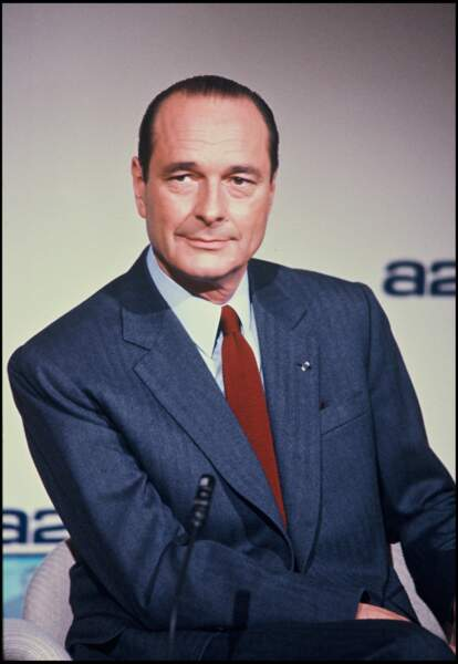 Jacques Chirac et son compte au Japon