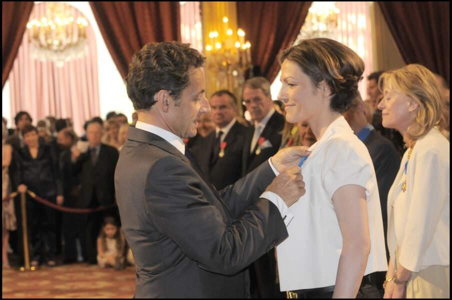 Chantal Jouanno et son histoire secrète avec Nicolas Sarkozy