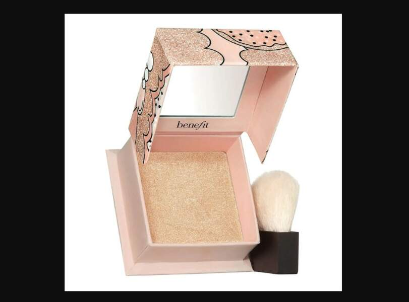 Highlighter poudre « Cookie », Benefit, 37€