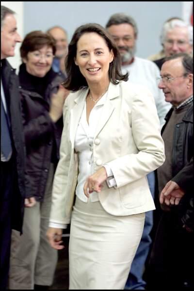 Ségolène Royal et son lien de parenté avec François Mitterrand