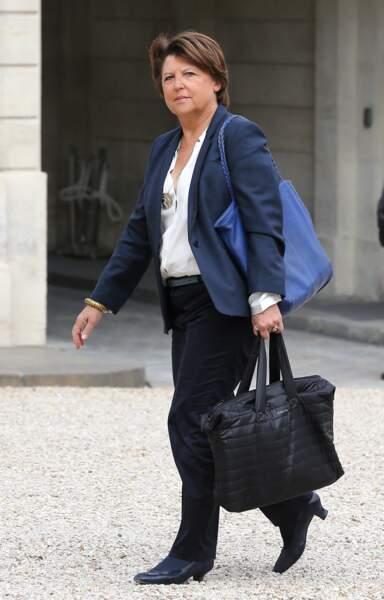 Martine Aubry et son addiction