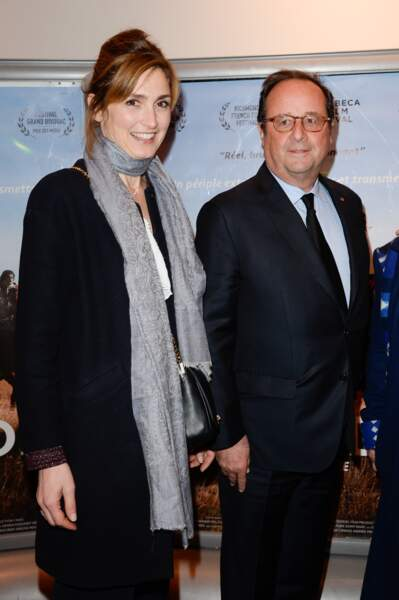 François Hollande et son mariage avec Julie Gayet