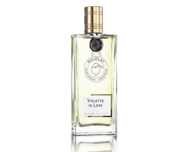 Violette in Love, Nicolaï, 100ml,  138€