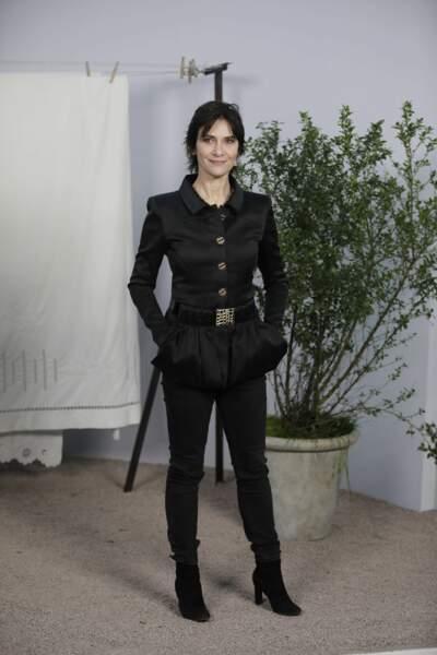 L'actrice Géraldine Pailhas