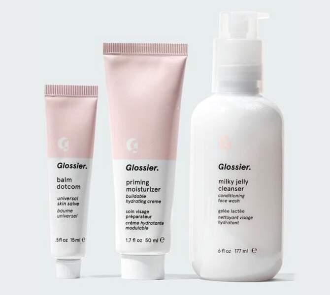 The Skincare Set, Glossier, 49€