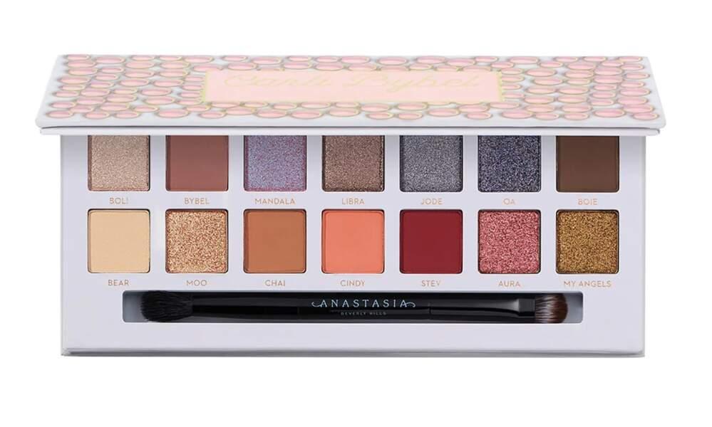 Palette Anastasia Beverly Hills X Carli Bybel, 49,90€
