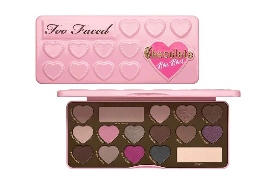 Palette Chocolate Bon Bons, Too Faced, 49,90€