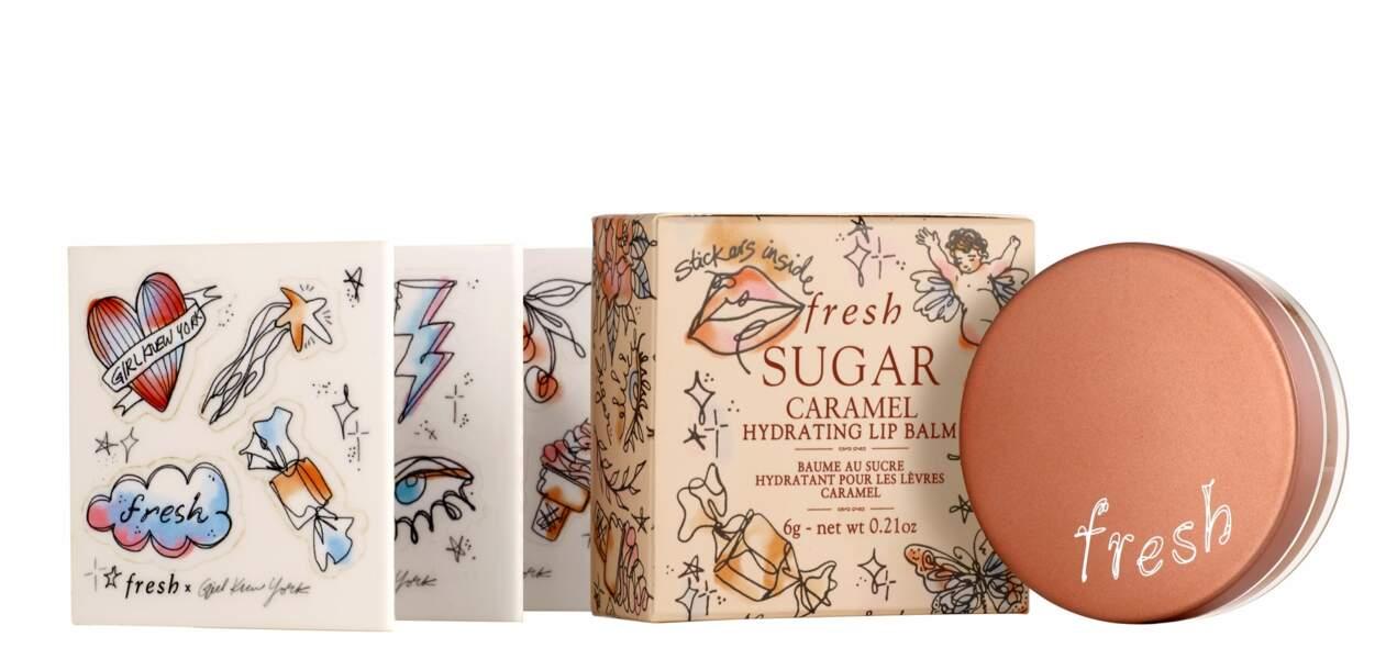 Baume Sugar Caramel, Fresh, 19€