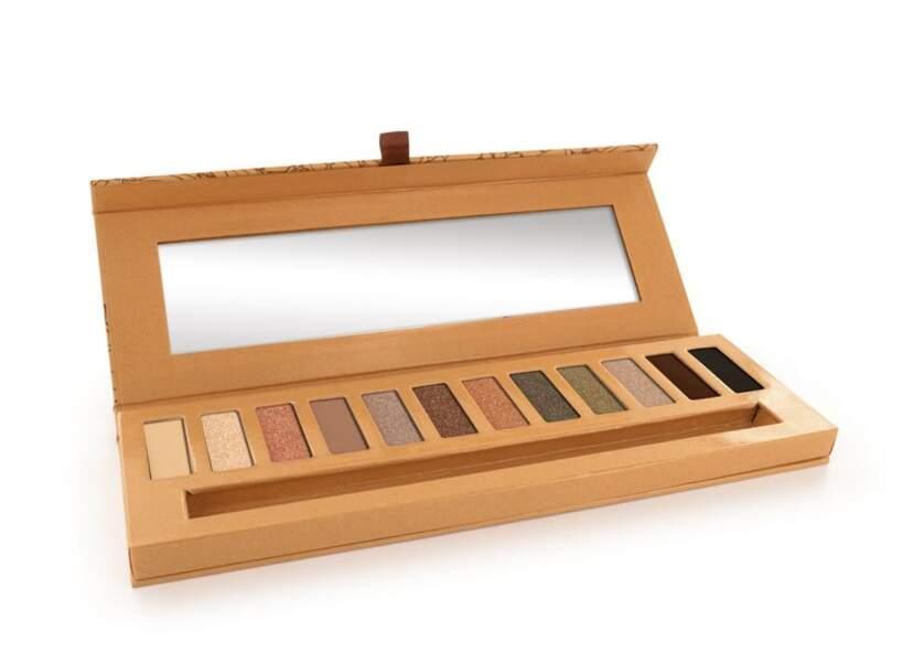 Palette et Maquillage bio Couleur Caramel, 49,90€