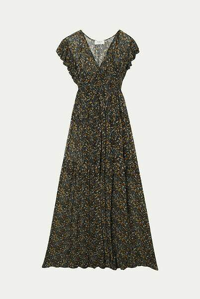 Robe longue, 320€, Ba&sh