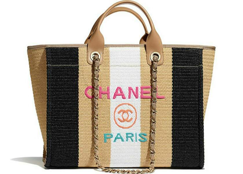 Sac cabas, 3650€, Chanel