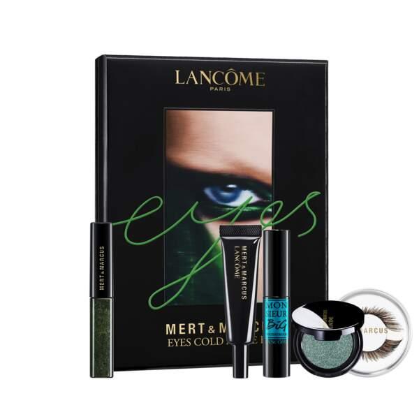 Eyes Cold As Ice kit, Lancôme, 119 €