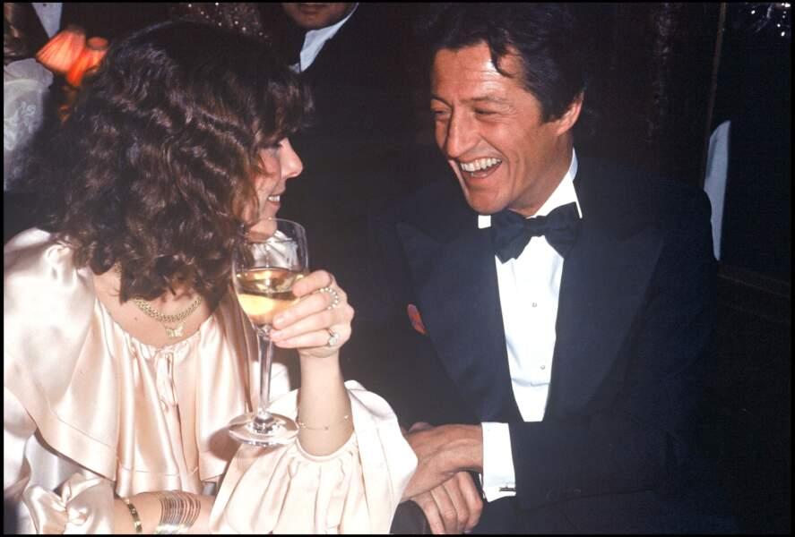 Caroline de Monaco et le banquier Philippe Junot se marièrent en juin 1978. Une cérémonie grandiose à laquelle participèrent Franck Sinatra et Ava Gardner.