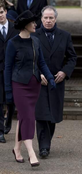 Ils eurent deux enfants : Charles Armstrong-Jones (20 ans) et Lady Margarita Armstrong-Jones (17 ans).