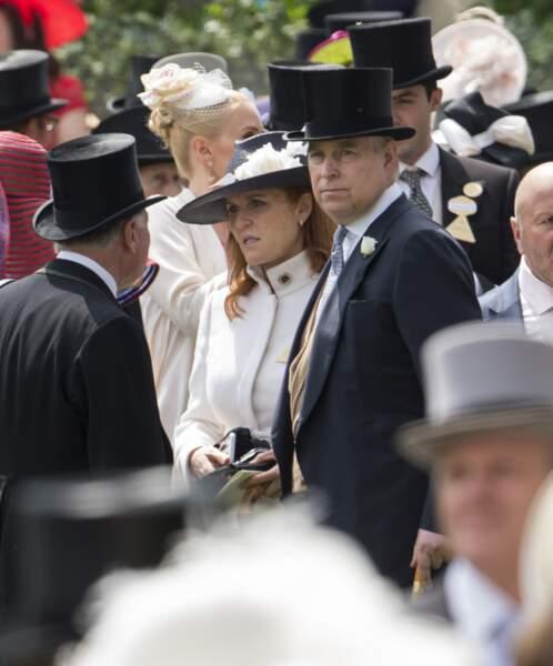 C'est en mars 1986 que le prince Andrew, deuxième fils de la reine Elizabeth II, annonce ses fiançailles avec Sarah Ferguson.