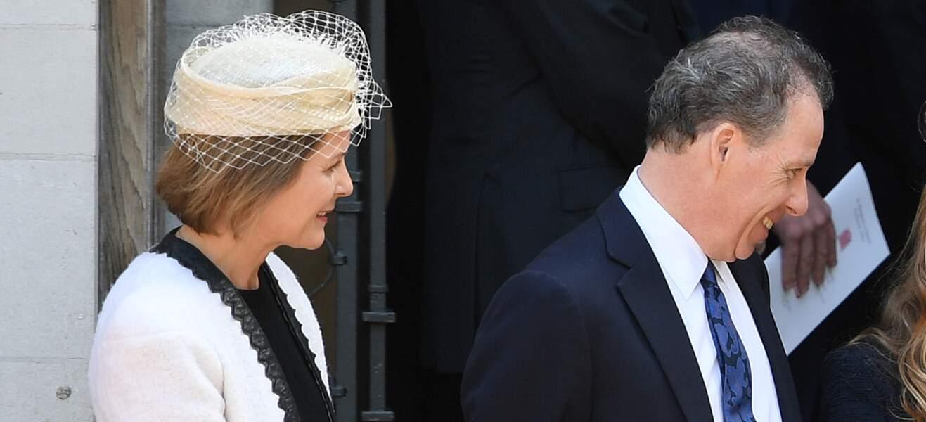 Il a été annoncé lundi 17 février que David Armstrong-Jones, comte de Snowdon, allait se séparer de sa femme Serena, après 26 ans de mariage.