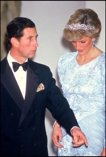 Mais en 1992, soit un peu plus de dix ans plus tard, le Premier ministre de l'époque, John Major, annonce la séparation du couple.