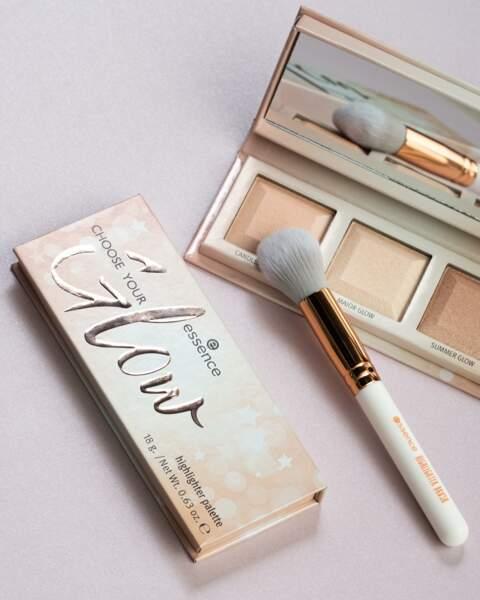Prix doux et propositions variées, 73% des produits Essence cosmetics sont vegan.