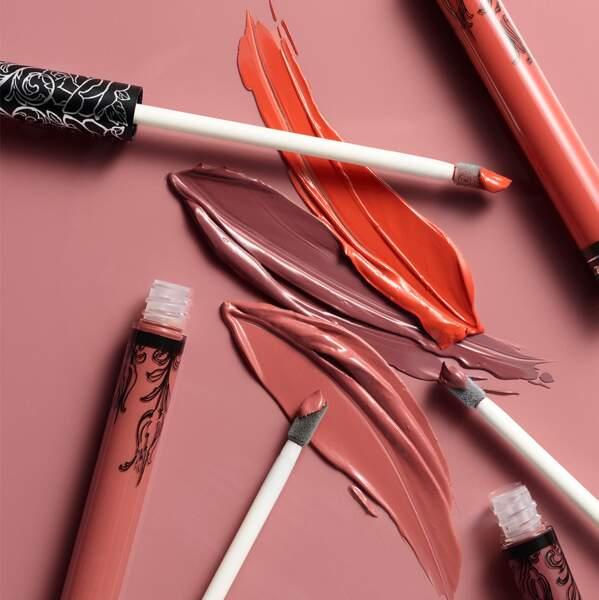 Kat Von D est tout simplement LA référence en matière de maquillage vegan. A telle point qu'ADN et non de marque ne sont qu'un : KVD Vegan Beauty.