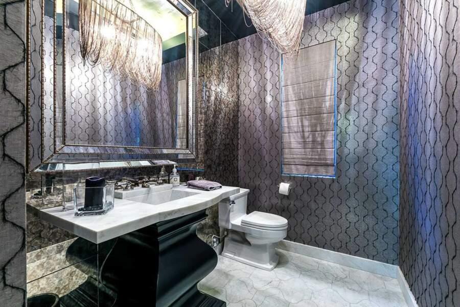 Le Petra Manor compte dix chambres et huit salles de bains