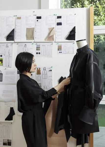 La créatrice japonaise Mame Kurogouchi