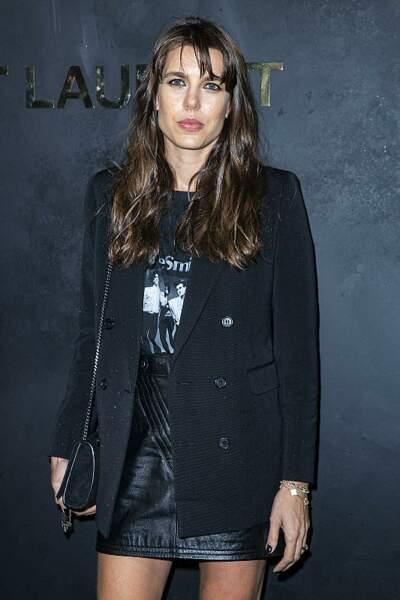 On s'inspire : l'intemporel blazer comme Charlotte Casiraghi