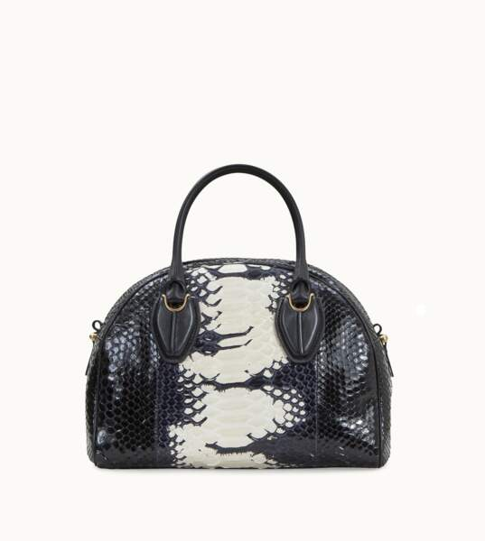 Sac D STYLING en python Tie and Dye – MAME x TOD'S  - 2500 euros