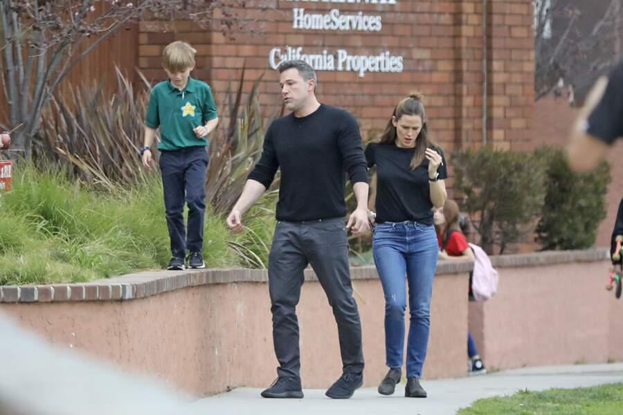 Jennifer Garner, bien que séparée du père de ses enfants Ben Affleck, a toujours pris soin de lui notamment lors de ses rechutes dans l'alcoolisme