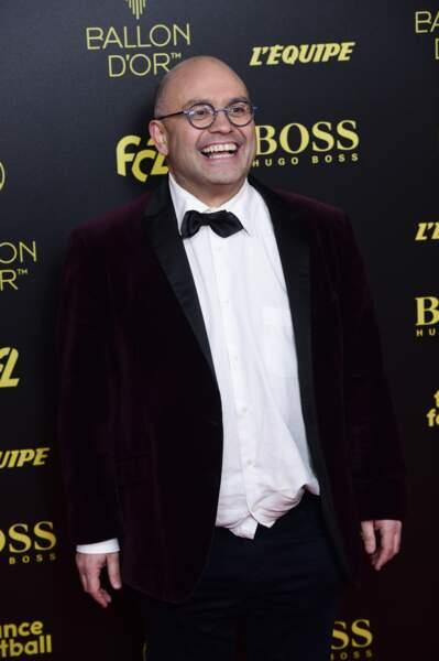 Yoann Riou, sociétaire depuis février 2019